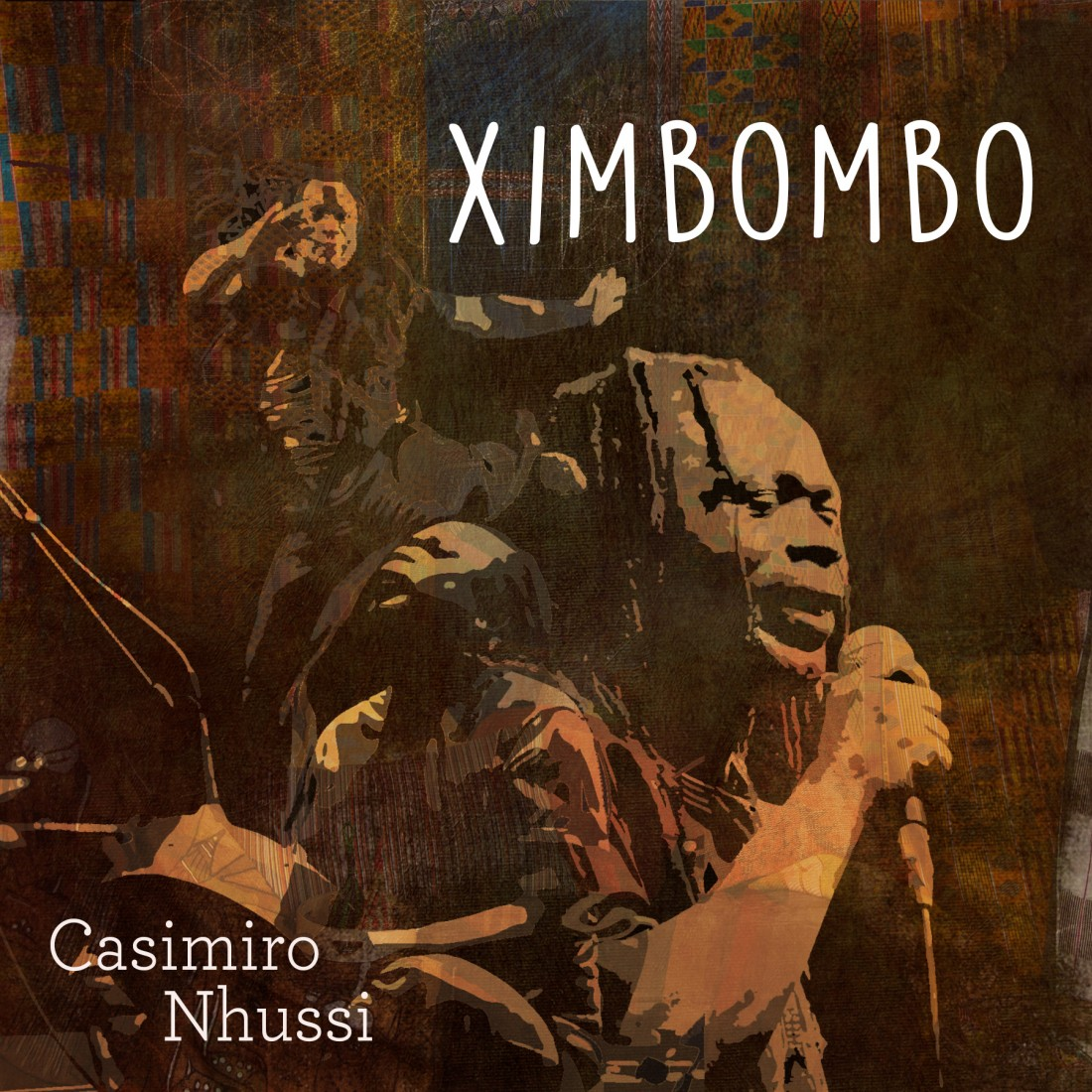 Casimiro Nhussi with NAFro Band