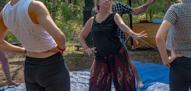 The Joy Of Dance with the dynamic Dr. Darlene Tataryn